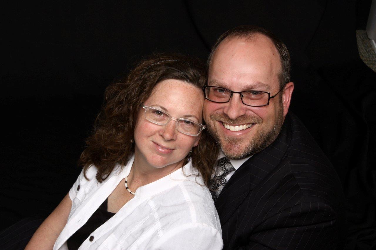 Pastor & Lori Sitting Pic